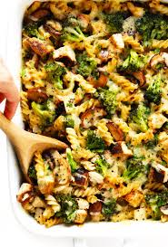 Cooking Light Chicken Rice Casserole Healthier Broccoli Chicken Casserole Recipe Gimme Some Oven