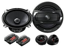 pioneer 300 watt amp. pioneer 300-watts 5.25-inch component speaker piotsa1305c (discontinued by manufacturer) 300 watt amp