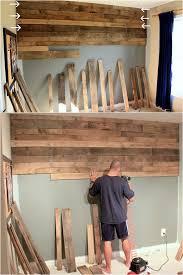 diy pallet wall 25 best accent wood