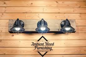industrial bathroom vanity lighting. Industrial Bathroom Vanity Light Fixture Bar Lighting G