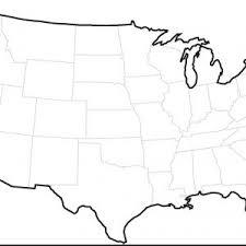 Inspirational Free Printable Blank Us Map Blank Us Map States