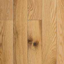 red oak natural 3 4 in thick x 5 in wide x random