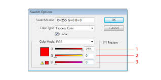 These files allow you to print on any substrate showing you the results and affects on various colours, enabling you to then select the best rgb code that you are needing of the finished product. An Introduction To Illustrator S Color Tools