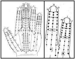 Korean Acupressure Chart Korean Hand Therapy Micro Meridians By Dan Lobash