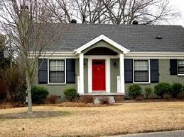 small house paint color. Small House Exterior Colors Paint Color A