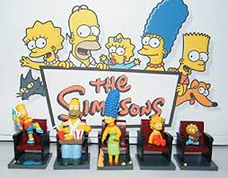 Homer Vending Machine Unique Amazon Simpsons Movie Figure Toy Set Of 48 All In Neat Movie