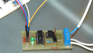 Arduino Wireless Light Switch Arduino Controlled Light Dimmer 16 Steps Instructables