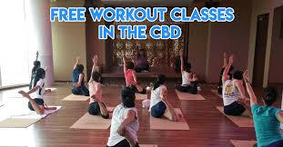 free workout cles cbd er image