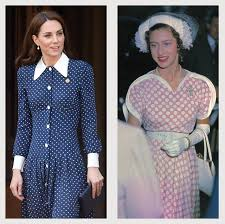 See more of catherine duchess of cambridge, kate middleton fans on facebook. 20 Photos Of Kate Middleton Princess Diana Queen Elizabeth Wearing Polka Dots