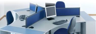 office desk divider. D3K-Blue-Fabric-Office-Desk-Divider Office Desk Divider