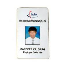 I Service Provider Supplier Employee Kolkata Printers 6193806797 Manufacturer Id Card Spandan In