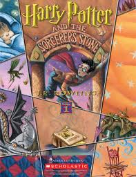 book 1 harry potter and the philosopher s sorcerer s stone poster