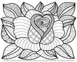 charming flower color pages flower coloring pages small flower color pages