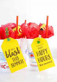 Summer Gift Tags 13 Last Day Of School Gift Tags Free Printables Tip Junkie