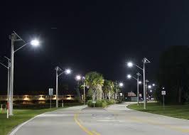 Solar System Street Light