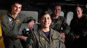 Experience As A Naval Aircrewman Aboard Uss John C Stennis
