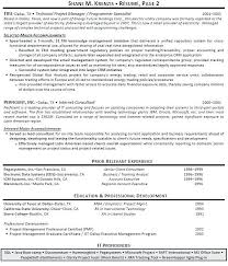 Program Manager Resume Interesting Senior Project Manager Resume Inspirational 60 Unique Senior Project