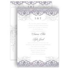 invitaciones de boda invitations by dawn Affordable Spanish Wedding Invitations lacy flourishes all in one invitation Spanish Wedding Invitation Wording