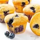 almond flour blueberry muffins best ever