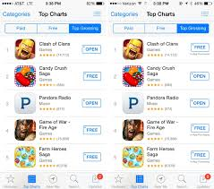 Ios 7 1 1 Now Labels Apps With In App Purchases In Top