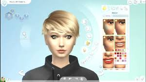 The Sims 4 : Kara from Detroit Become Human - YouTube