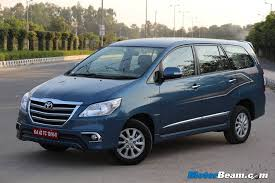new car launches november 2014 india10 Famous 7 And 8Seater Cars In India