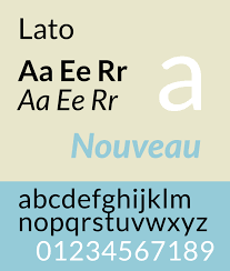 It's available for download (free for both personal and commercial use) and  for web use on Google Fonts.