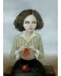 with love surreal oil painting by liese chavez she s so talented