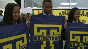 the surprise of a lifetime 3 hartford teens earn admission full the surprise of a lifetime 3 hartford teens earn admission full scholarships to trinity college fox 61