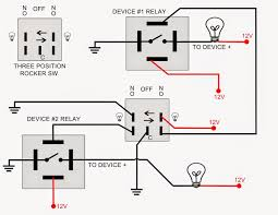 my knight rider project diagrams and schematics this diagram shows a configuration for making a ground connection to the spst relay to activate the magnetic coil inside of the relay which activated the