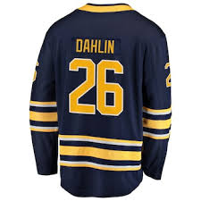 Buffalo Rasmus Jersey Sabres Breakaway Dahlin Men's