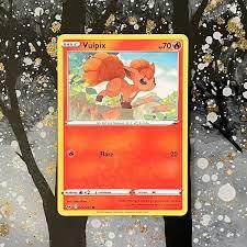 Beskar Bounties: Pokémon - Sword & Shield - Vulpix (022/202)