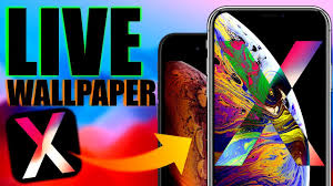IPHONE XS LIVE WALLPAPER DOWNLOAD FOR ...