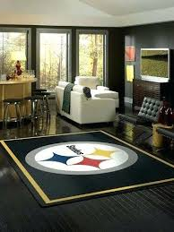 pittsburgh steelers rug rug pittsburgh steelers bath rug