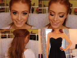 s for prom hair and makeup