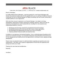Sample Of Professional Letter Leading Professional Manager Cover Letter Examples