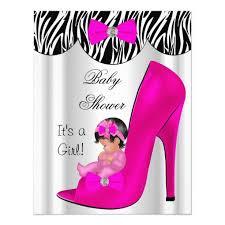 Baby Shower Invitation Luxury Free Printable Zebra Print Baby Pink Zebra Baby Shower Invitations