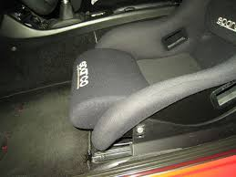 FS Sparco seat mount, metalmaster pads, wheel paint, spare tire ...