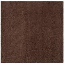 white area rug awesome safavieh laa brown 7 ft x 7 ft square area
