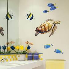 tropical fish wall decals archives