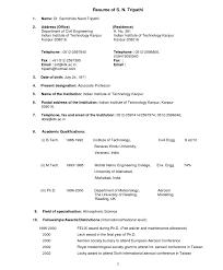School Teacher Resume Format In Word Teacher Resume Examples Educationamplesummary Highlighthocking 23