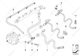 Parts list is for bmw 3' e46 320d m47n sedan ece