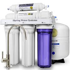 ispring rcc7 5 stage residential under sink reverse osmosis water filter system review
