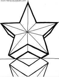 Small Picture 3d Coloring Pages fablesfromthefriendscom