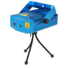 mini r g laser light lighting projector portable dj disco stage light for