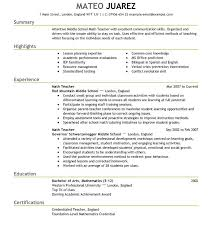 Sample Resume For Online English Teacher Best Of Free Resume Templates Smart Builder Cv Screenshot How To Make