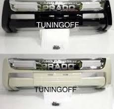 <b>Накладка на низ</b> заднего <b>бампера</b> Toyota Land Cruiser Prado 150 ...