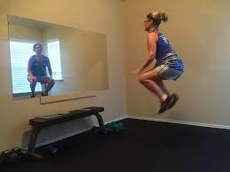 plyometric gym plyometric garage plyometric jump