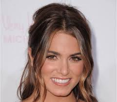 when you have stunning amber colored eyes like nikki reed s any makeup artist around will want to play them up and that s exactly what celebrity makeup