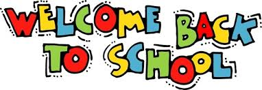 Image result for welcome back school banner